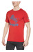 Mammut Creon t-shirt Heren rood